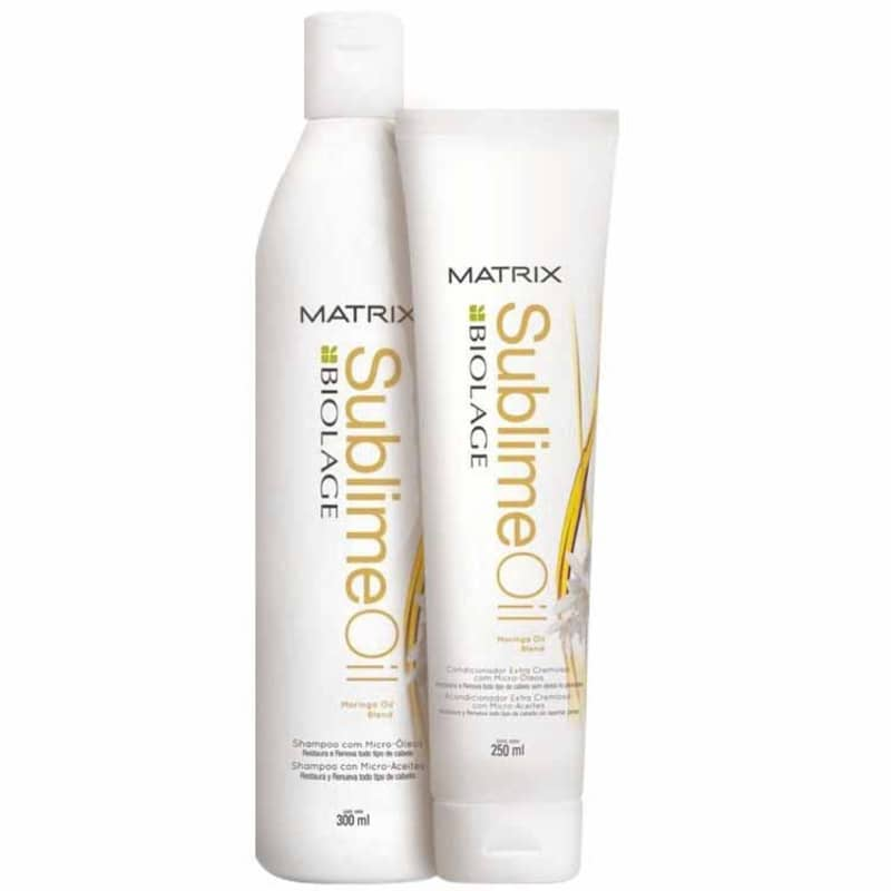 Matrix Biolage Sublime Oil Duo Kit (2 Produtos)