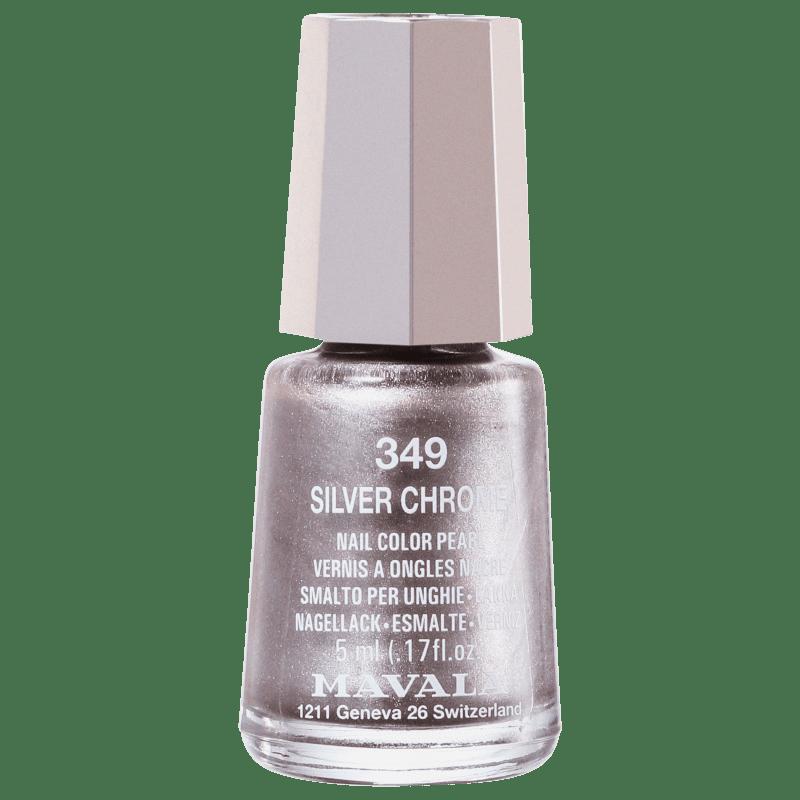 Mavala Mini Colours Silver Chrome - Esmalte Metálico 5ml