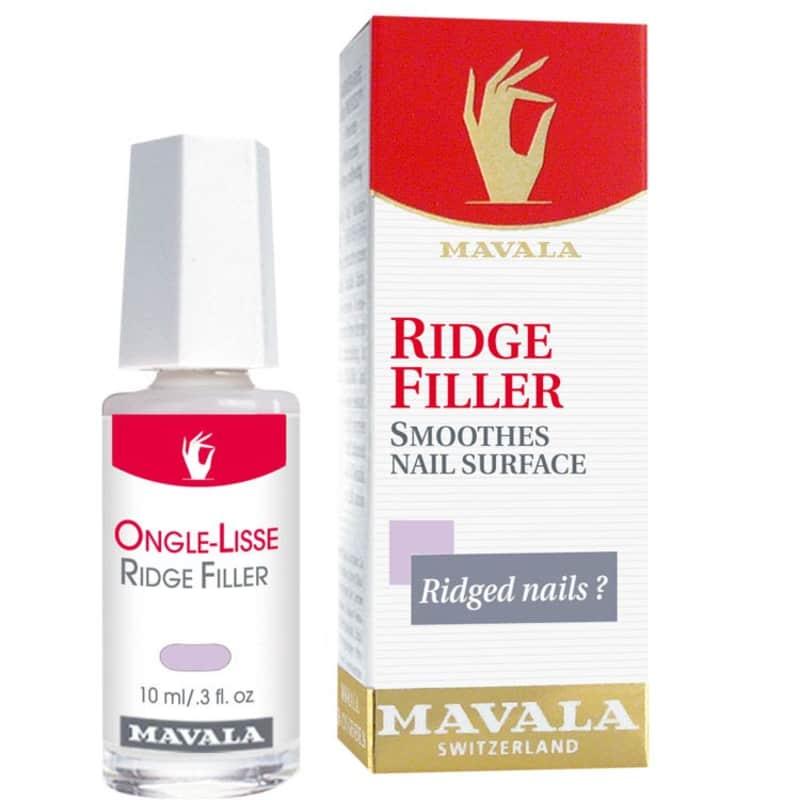 Mavala Ridge Filler - Base Niveladora para Unhas 10ml