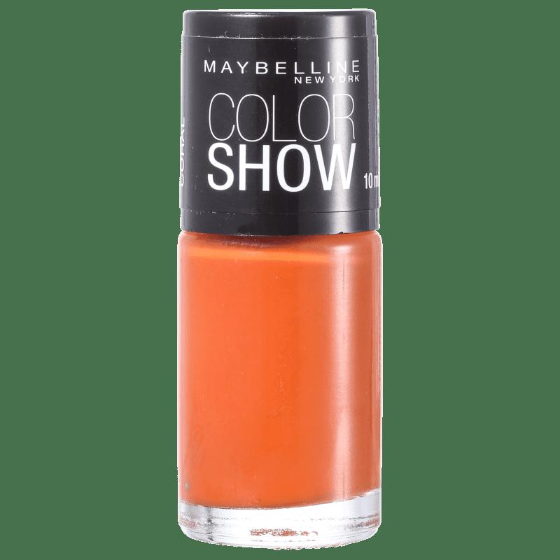 Maybelline Color Show 230 Brick Coral - Esmalte Cremoso 10ml