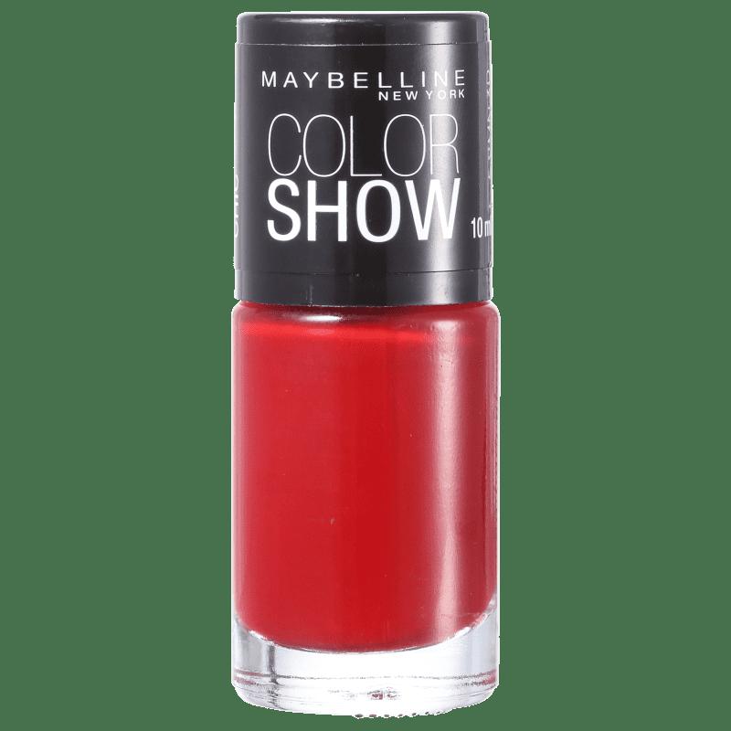 Maybelline Color Show 270 Fiery Chic - Esmalte Cremoso 10ml
