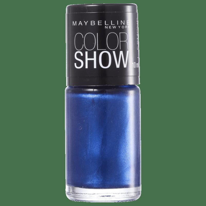 Maybelline Color Show 620 Ocean Blue - Esmalte Metálico 10ml