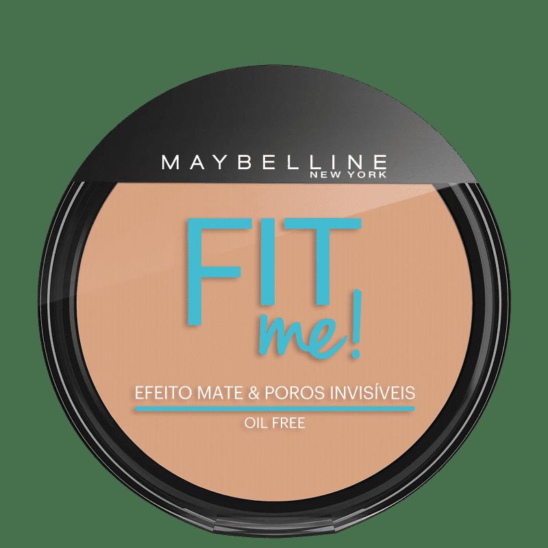 Maybelline Fit Me! Cor 150 Claro Especial - Pó Compacto Natural