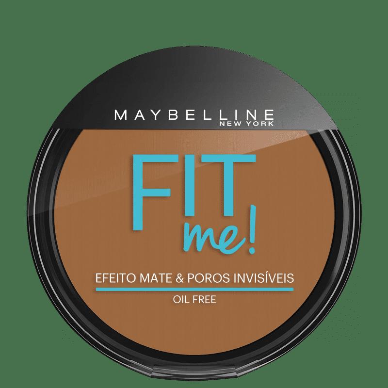 Maybelline Fit Me! Cor 260 Médio Particular - Pó Compacto Natural