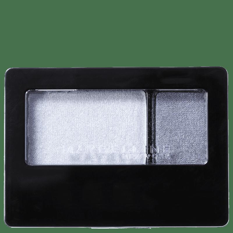 Maybelline New Expertwear Eyeshadow Duo Grey Matters - Paleta de Sombras 2,4g