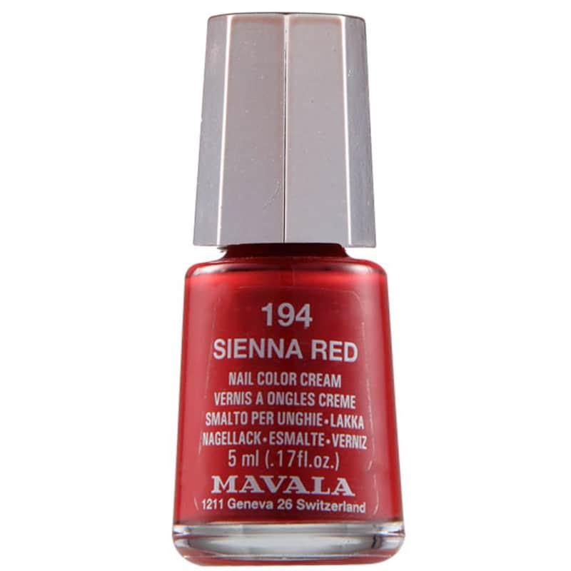 Mavala Mini Color Sienna Red - Esmalte 5ml
