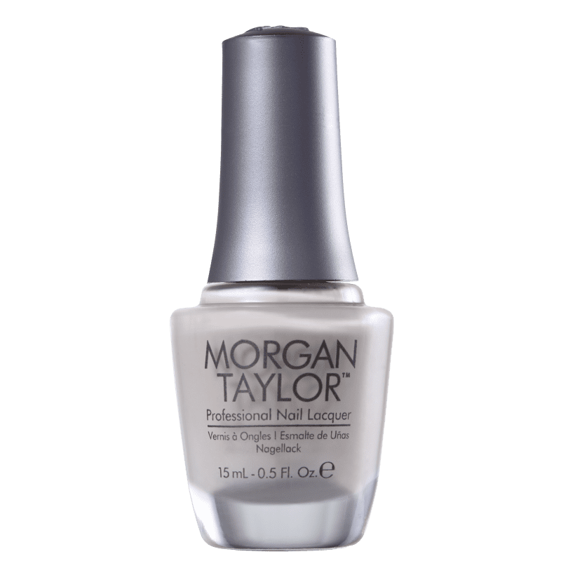 Morgan Taylor Birthday Suit 03 - Esmalte Cremoso 15ml
