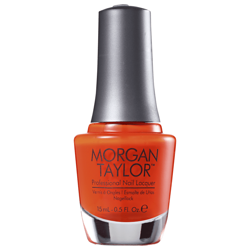 Morgan Taylor Orange Crush 50135 - Esmalte Cremoso 15ml