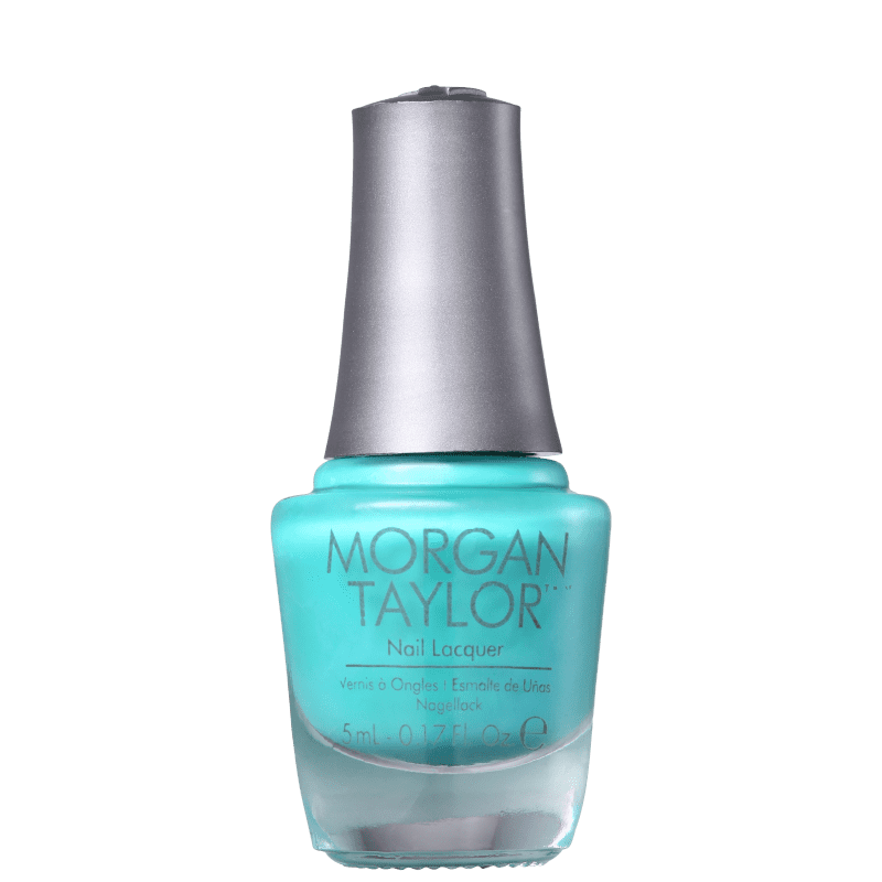 Morgan Taylor Mini Private Island 59 - Esmalte Cremoso 5ml