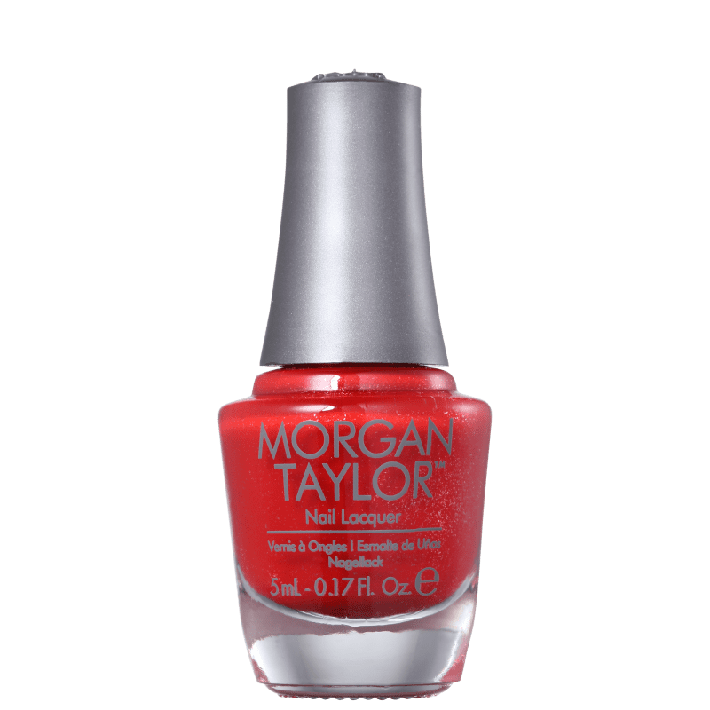 Morgan Taylor Mini She Wore Red 32 - Esmalte Cremoso 5ml
