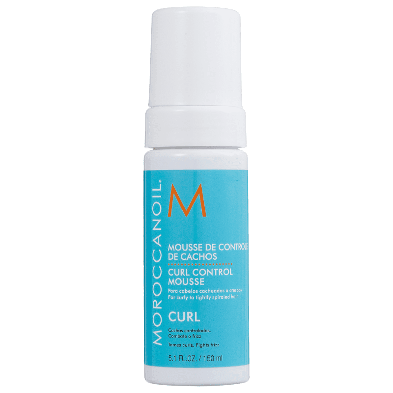 Moroccanoil Curl Control - Mousse Ativador de Cachos 150ml