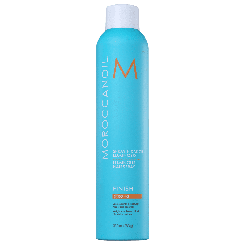 Moroccanoil Finish Luminous Strong - Spray Fixador 330ml