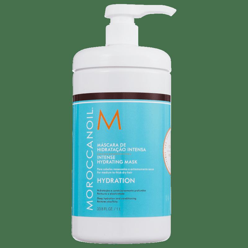 Moroccanoil Intense Hydration - Máscara de Hidratação 1000ml