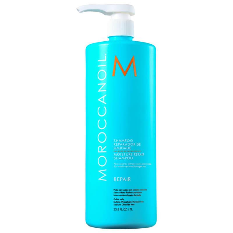 Moroccanoil Repair Moisture - Shampoo sem Sulfato 1000ml