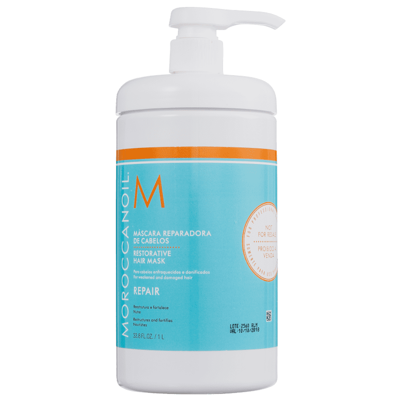 Moroccanoil Repair - Máscara de Nutrição 1000ml