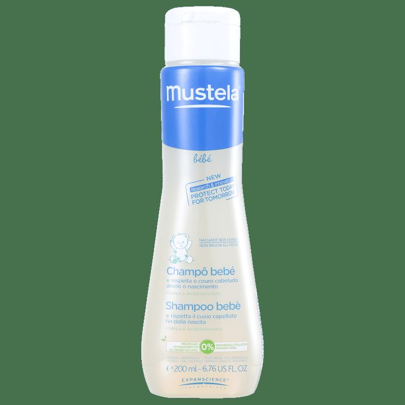 Mustela Bébé - Shampoo 200ml