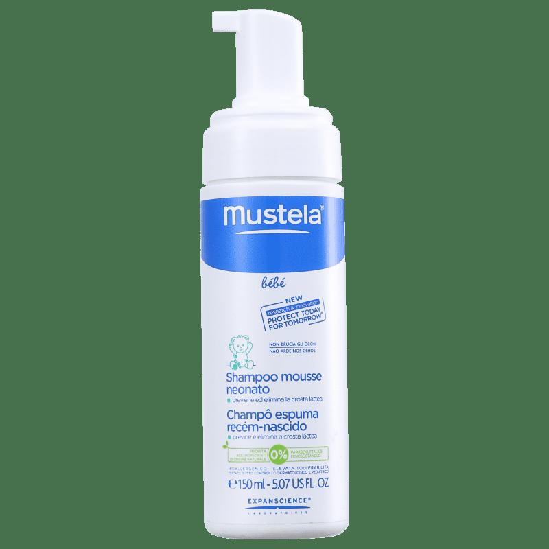 Mustela Bébé Mousse Nourrisson - Shampoo 150ml