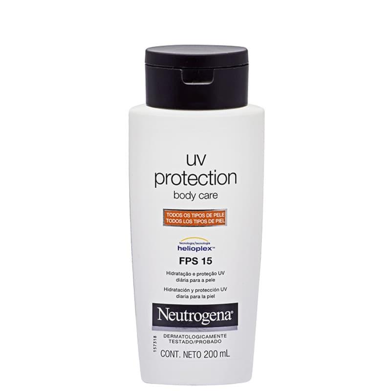 Neutrogena Body Care UV Protection FPS 15 - Creme Hidratante 200ml