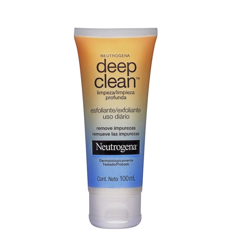 Neutrogena Deep Clean - Esfoliante 100ml