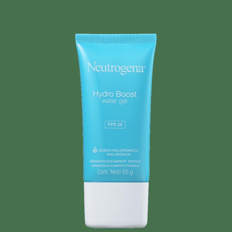 Neutrogena Hydro Boost Water FPS 25 - Gel Hidratante Facial 55g