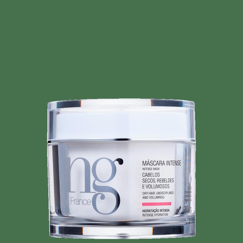 NG de France Intense - Máscara de Hidratação 200g
