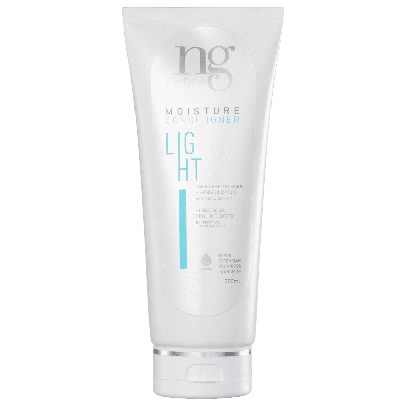 NG de France Light Moisture - Condicionador 200ml