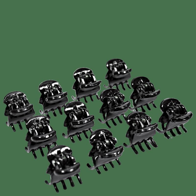 Océane Complete My Look 149 Black - Prendedor de Cabelo (12 Unidades)