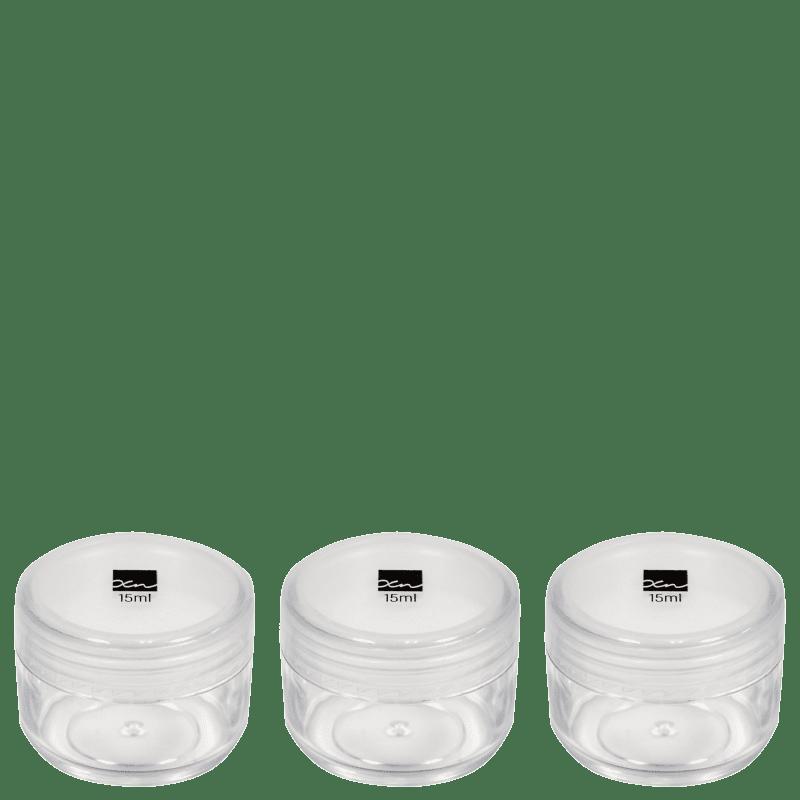 Kit Viagem - Frascos 15ml