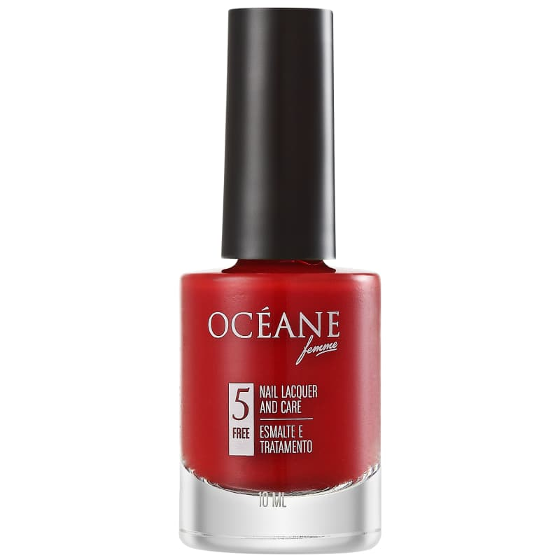 Océane Nail Lacquer And Care Passion - Esmalte Cremoso 10ml