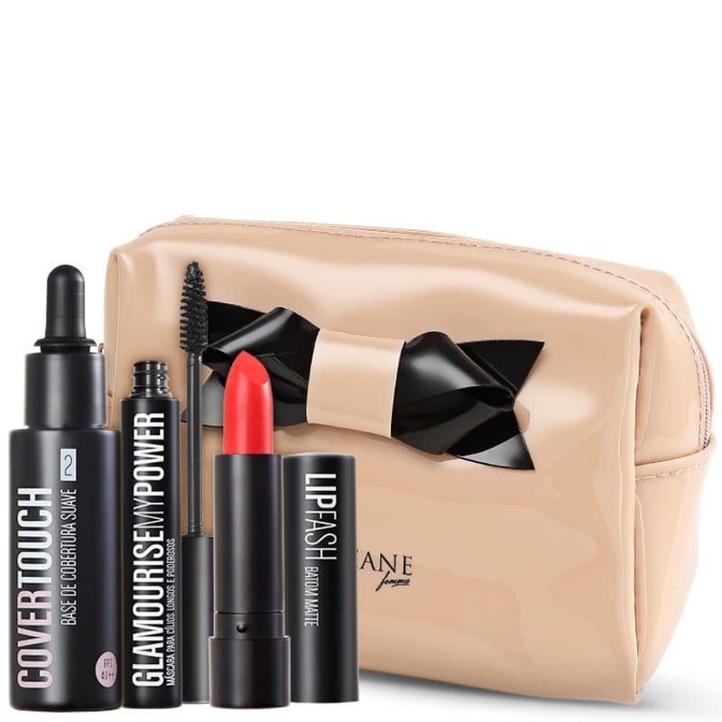Kit Océane Cover Touch 2 Glamourise Cassandra Starlet (4 produtos)