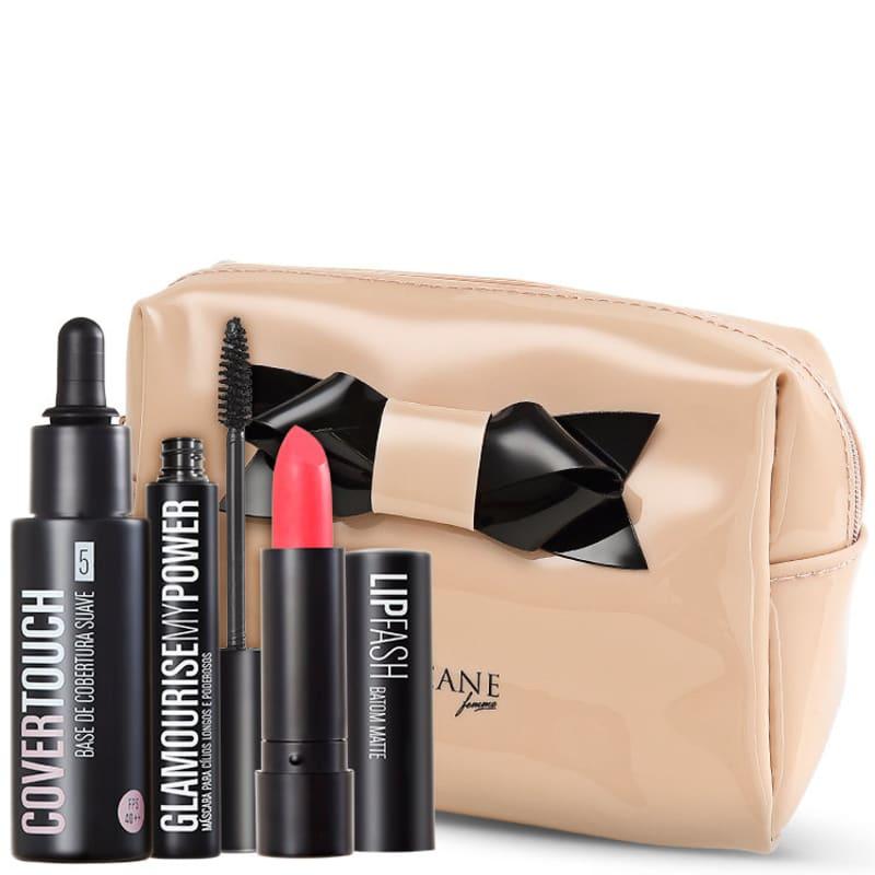 Kit Océane Cover Touch 5 Glamourise Cassandra Starlet (4 produtos)
