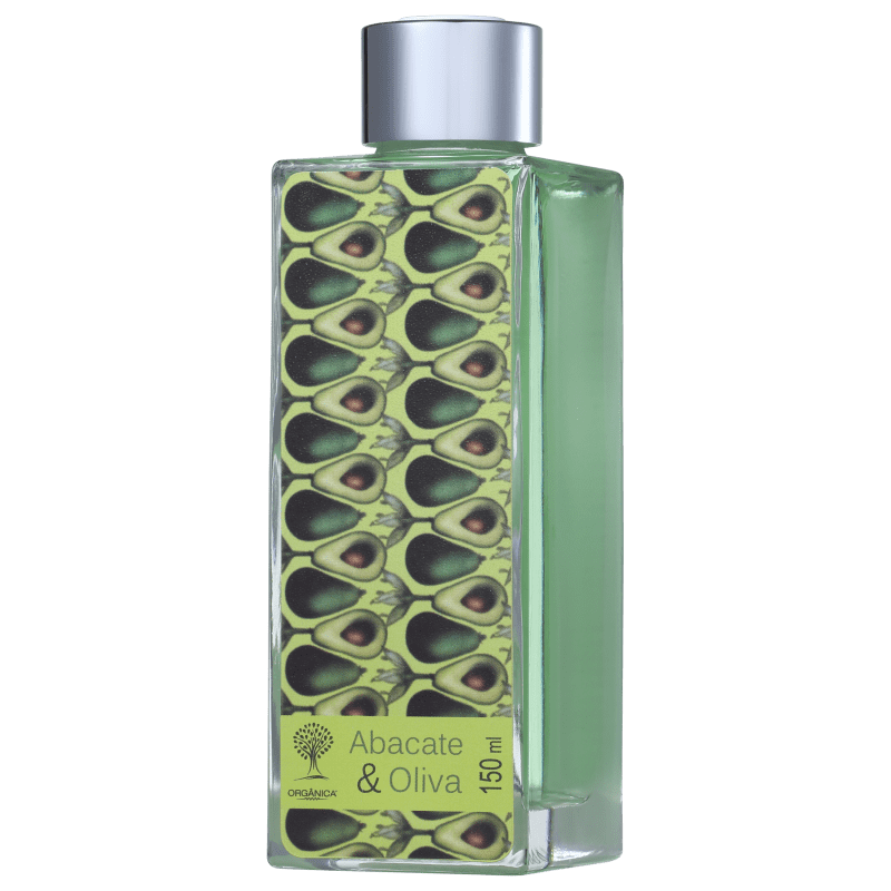 Orgânica Abacate & Oliva - Difusor de Ambiente 150ml