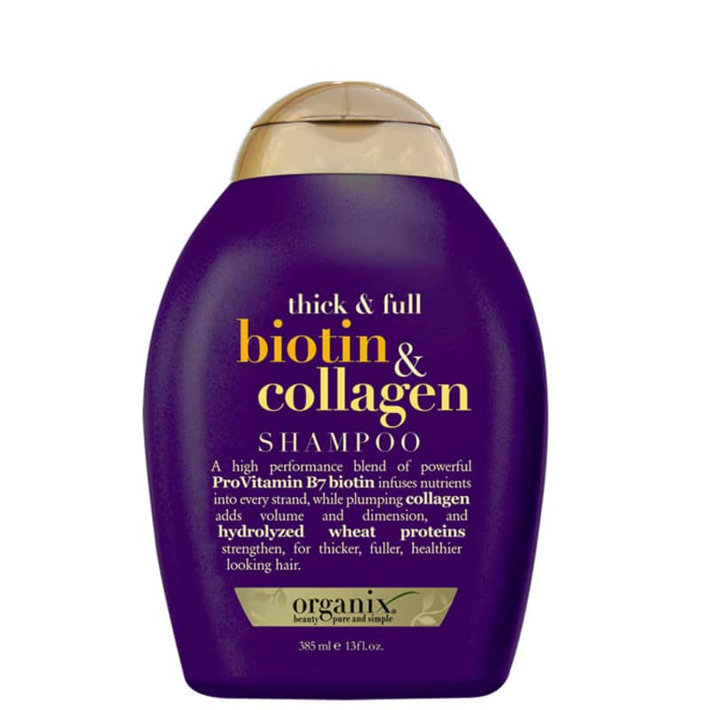 Organix Biotin & Collagen - Shampoo 385ml
