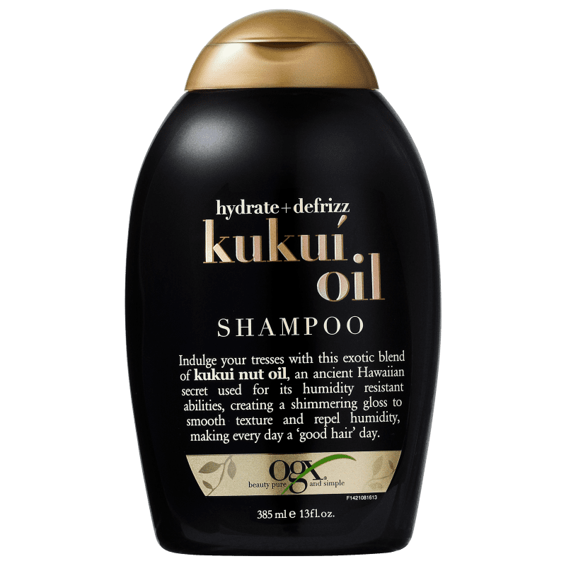 Organix Kukuí Oil - Shampoo sem Sulfato 385ml