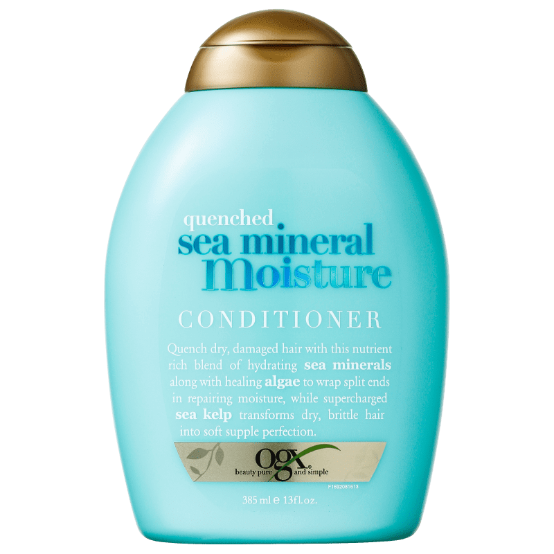 Organix Sea Mineral Moisture Conditioner - Condicionador 385ml