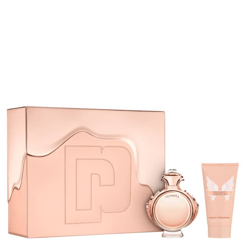 Conjunto Olympéa Paco Rabanne Feminino - Eau de Parfum 50ml + Loção Corporal 75ml