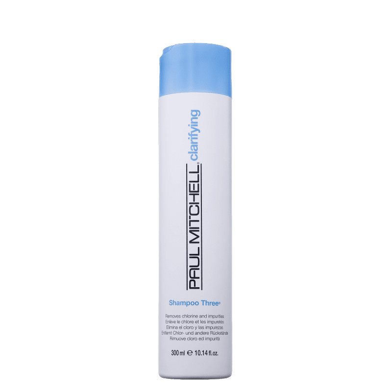 Paul Mitchell Clarifying Three - Shampoo Antirresíduo 300ml