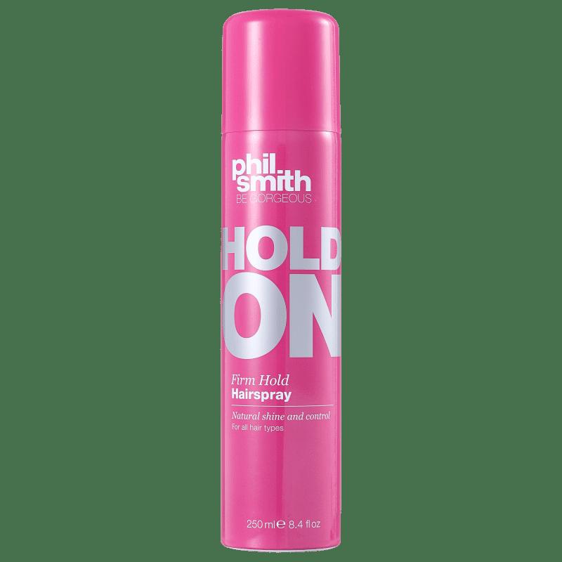 Phil Smith Hold On Firm Hold - Spray Fixador 250ml