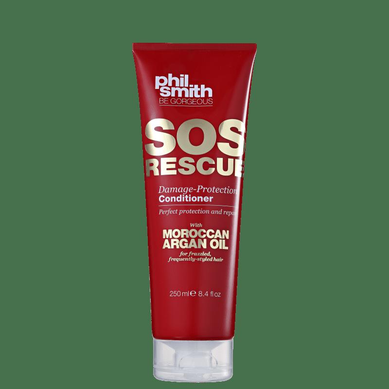 Phil Smith SOS Rescue Damage-Protection - Condicionador 250ml