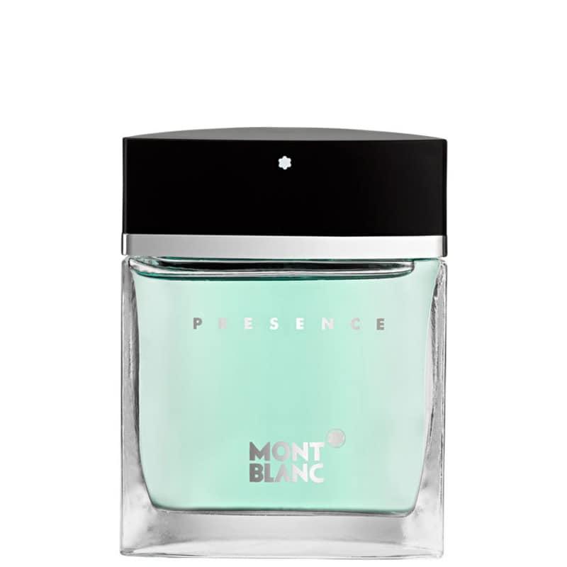 Presence Montblanc Eau de Toilette - Perfume Masculino 50ml