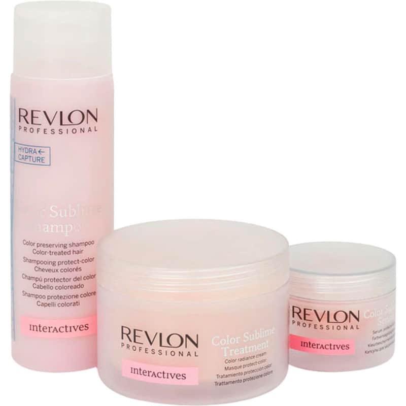 Revlon Professional Color Sublime Kit (3 Produtos)