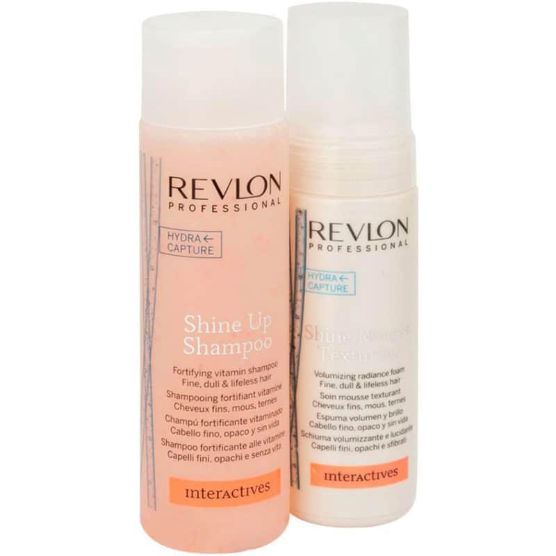 Kit Revlon Professional Shine Up Duo (2 Produtos)