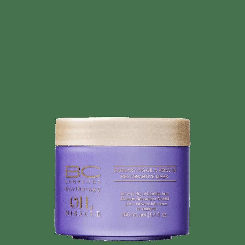 Schwarzkopf Professional BC Bonacure Oil Miracle Barbary Fig - Máscara de Nutrição 150ml