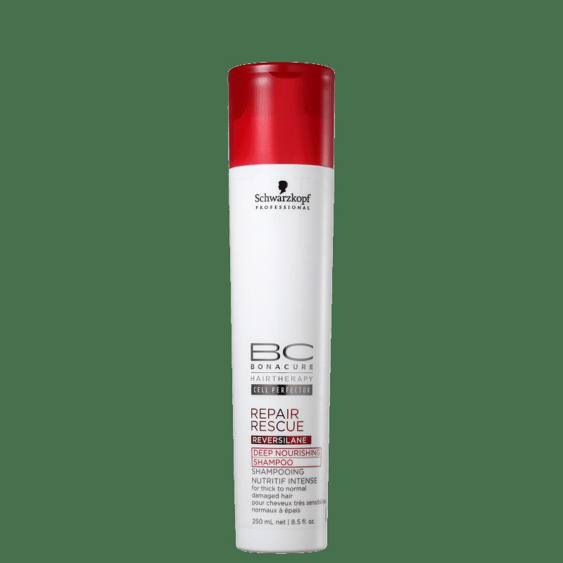 Schwarzkopf Professional BC Bonacure Repair Rescue Reversilane Deep Nourishing - Shampoo 250ml