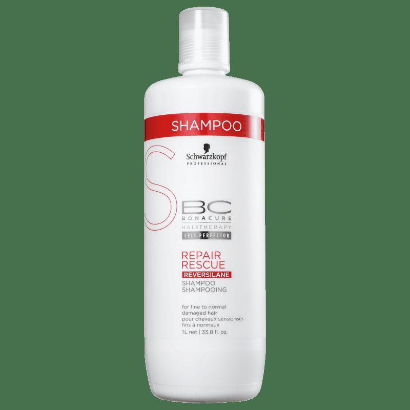 Schwarzkopf Professional BC Bonacure Repair Rescue Reversilane - Shampoo 1000ml