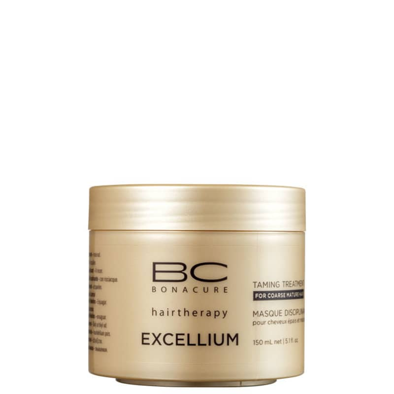 Schwarzkopf Professional BC Excellium Taming - Máscara 150ml