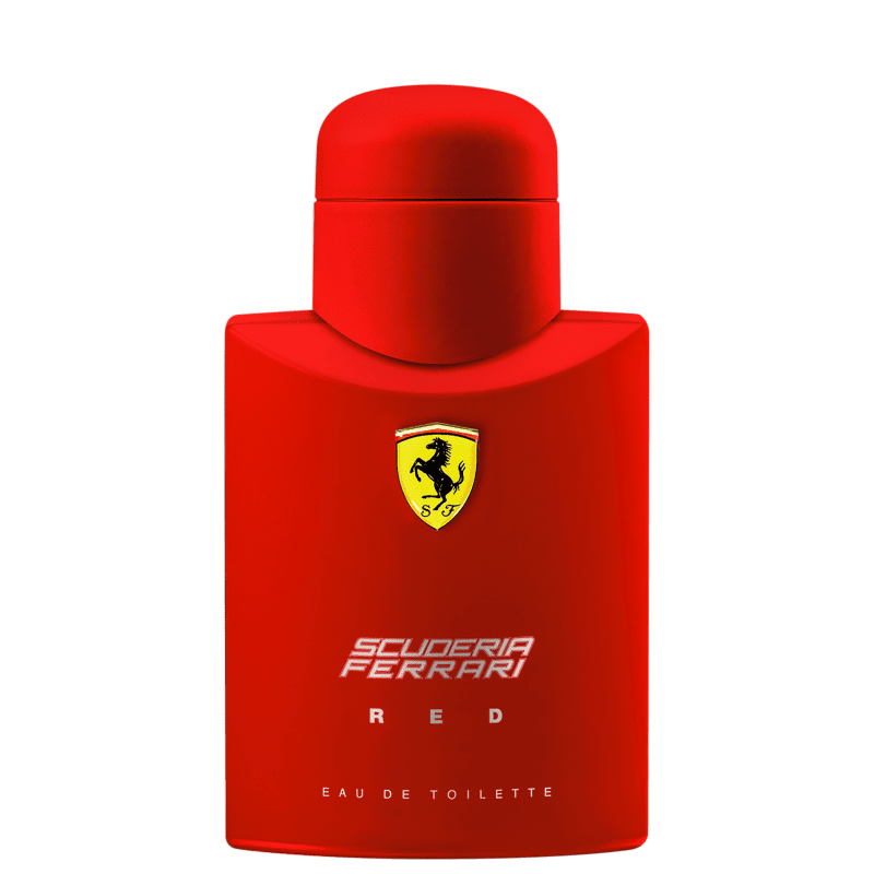 Scuderia Ferrari Red Eau de Toilette - Perfume Masculino 75ml