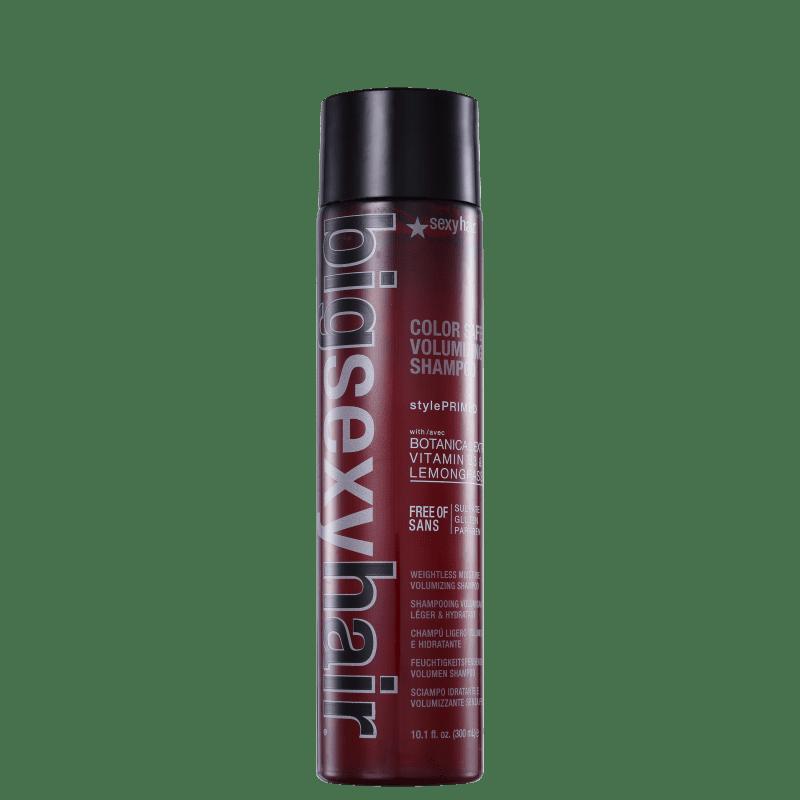 Sexy Hair Big Extra Volumizing - Shampoo sem Sulfato 300ml