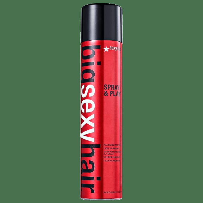 Sexy Hair Big Spray & Play Volumizing - Spray Fixador