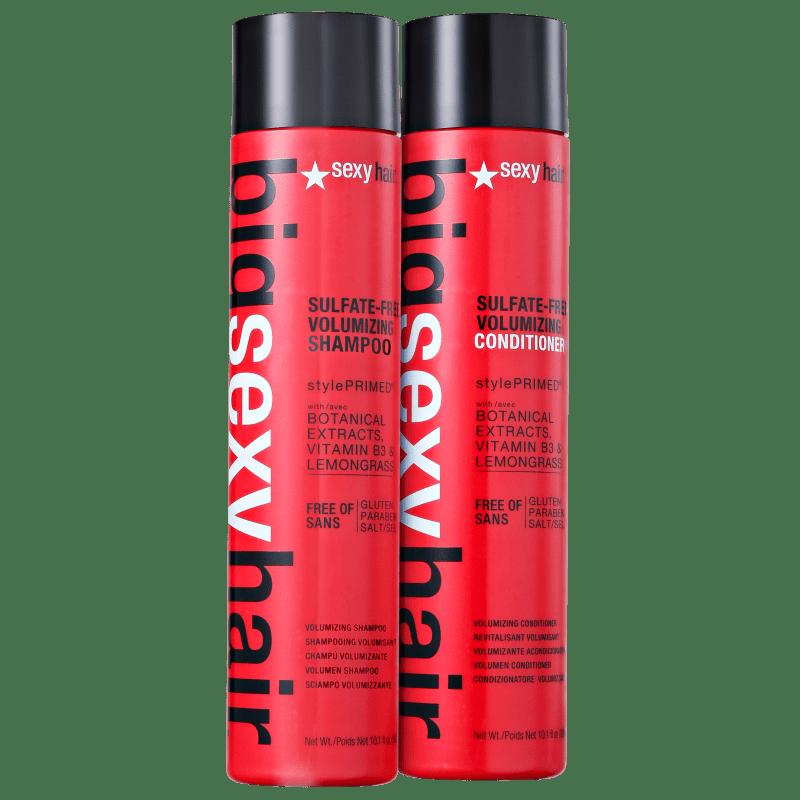 Kit Sexy Hair Big Big Volume Extra (2 Produtos)